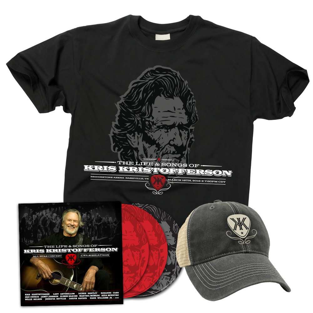Kris Kristofferson Bundle