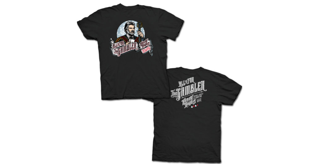 kenny rogers shirt