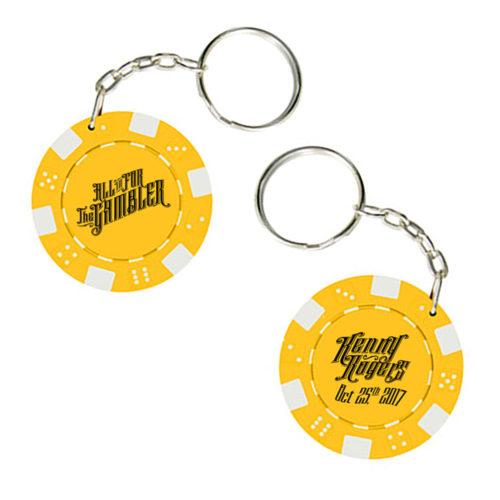 kenny rogers keychain