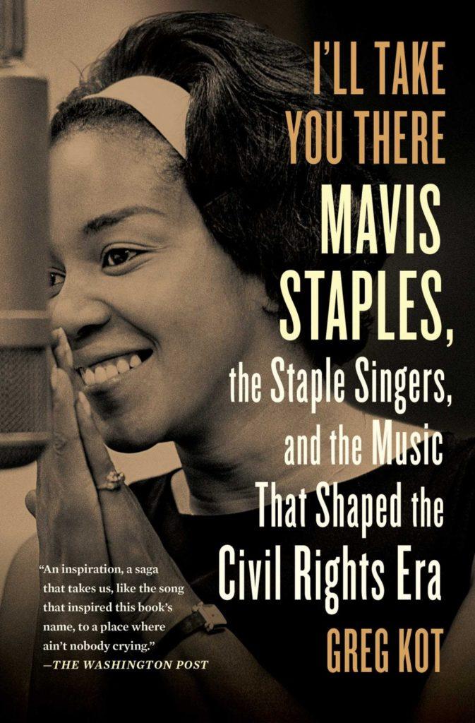mavis staples book