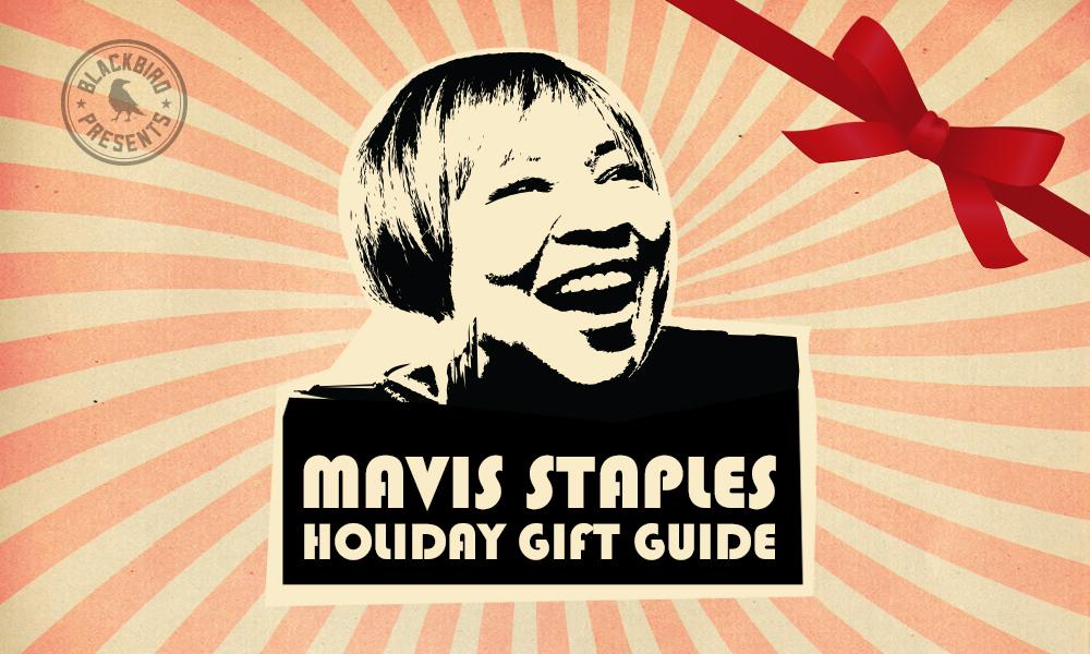 mavis staples gift guide