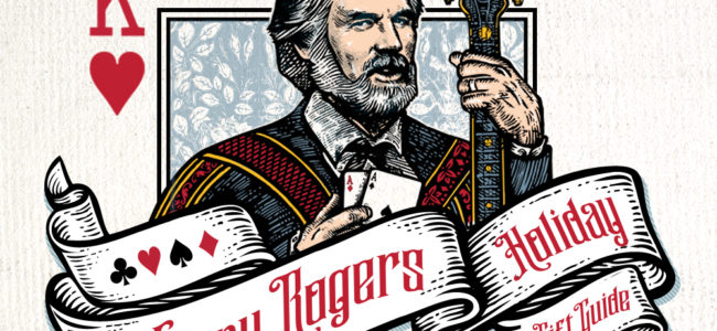 kenny rogers holiday gift guide
