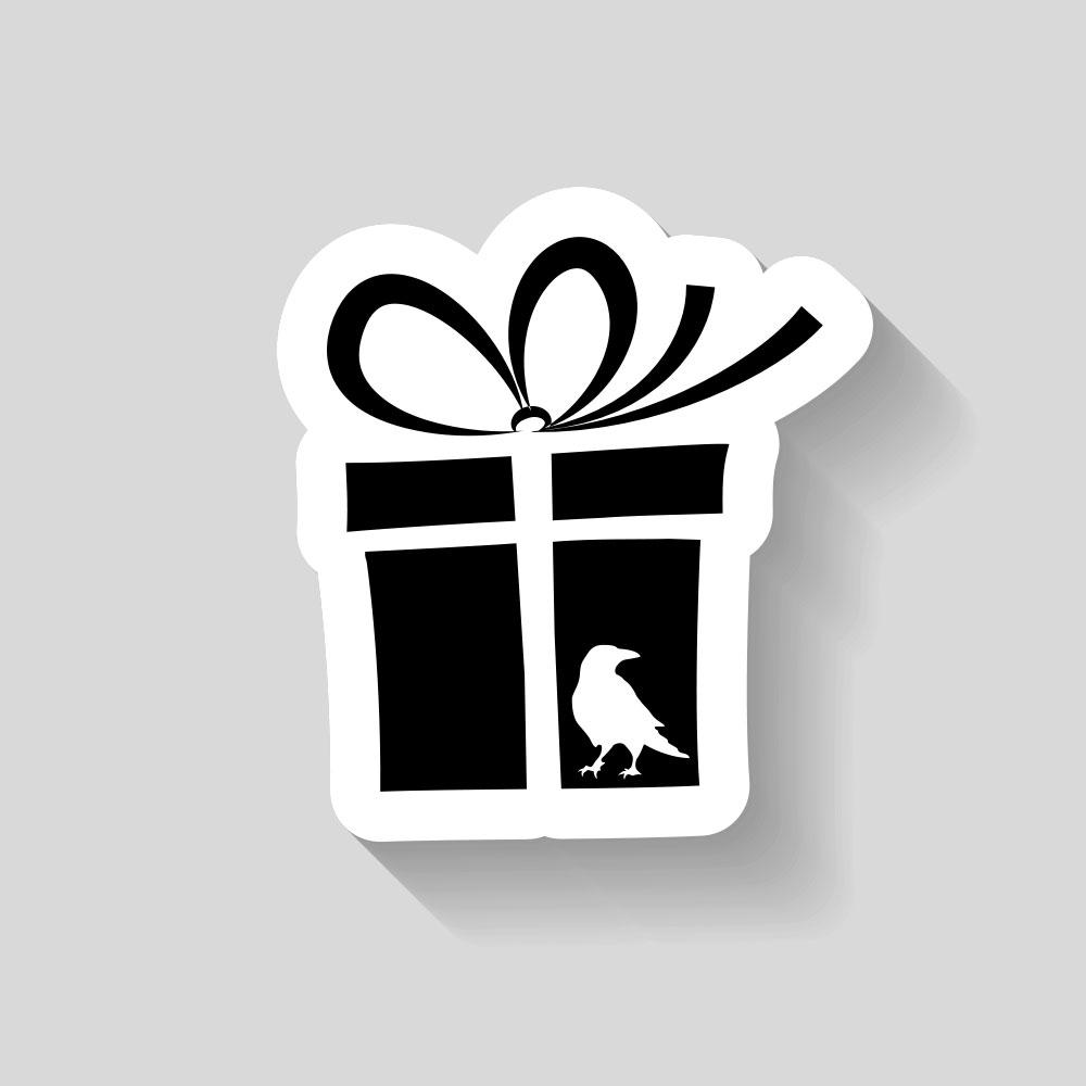 Blackbird Presents Gift Certificate