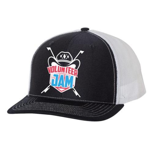 volunteer jam xx trucker hat