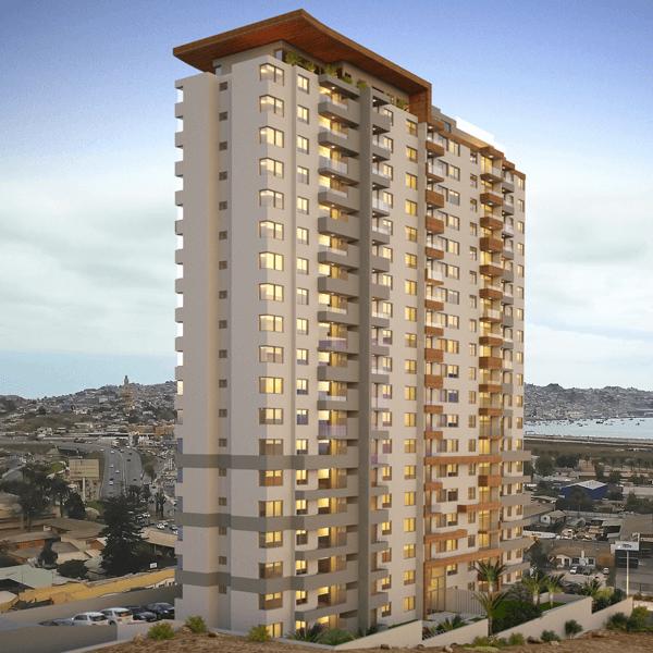 Proyecto Santa Rosa del Mar - Coquimbo