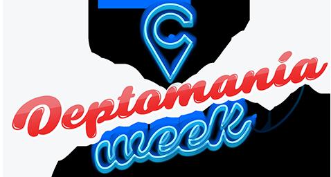 Deptomania - ¡Aprovecha la mejor semana del año para invertir!