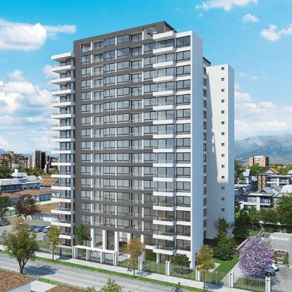 Proyecto Edificio New