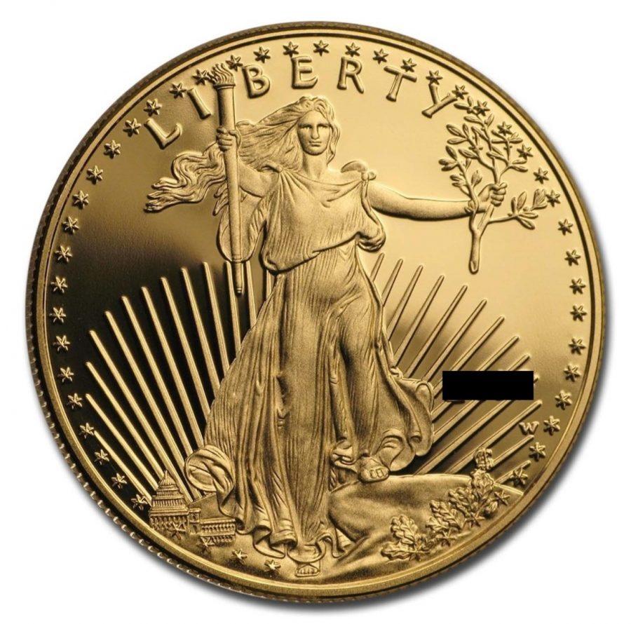 1 oz Proof American Gold Eagle