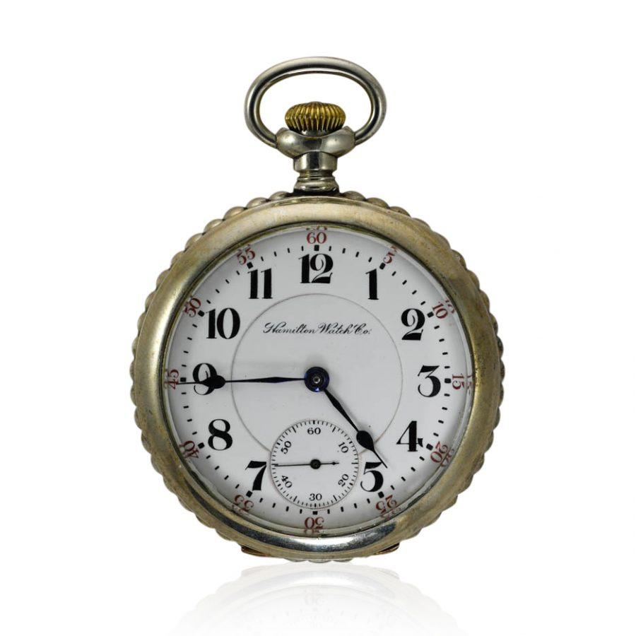 Hamilton Railroad Pocket Watch 17j, Grade 936