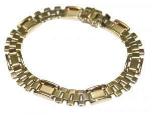 14k yellow gold bracelet Italy
