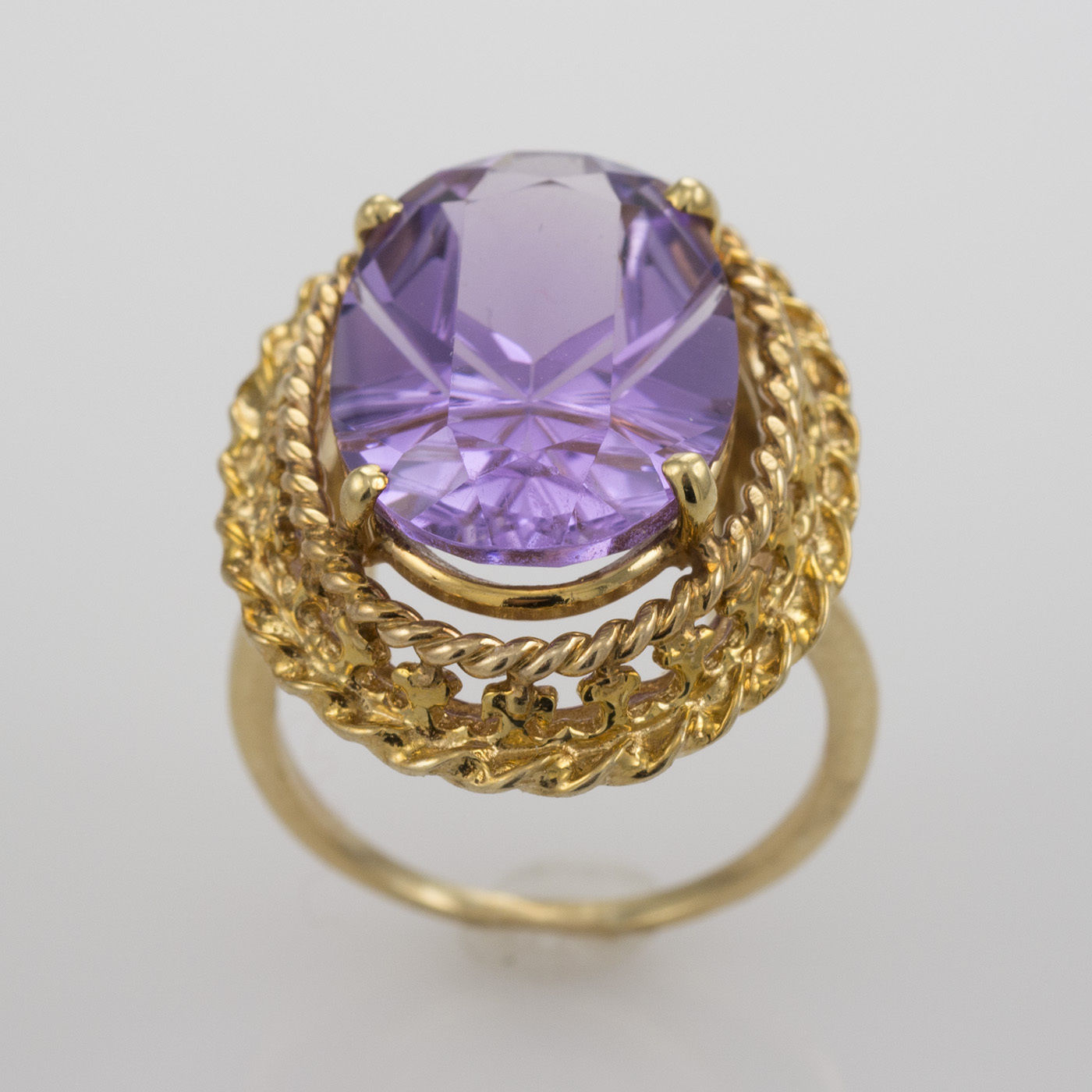 Amethyst Estate Jewelry