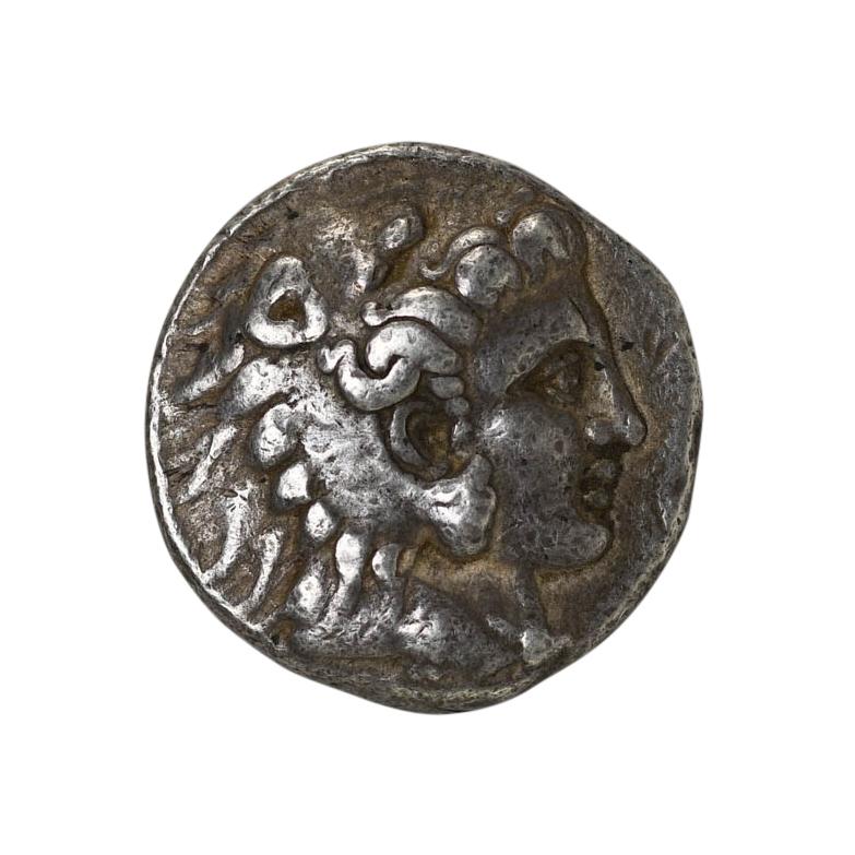 Greek Macedonian AR Alexander III Tetradrachm