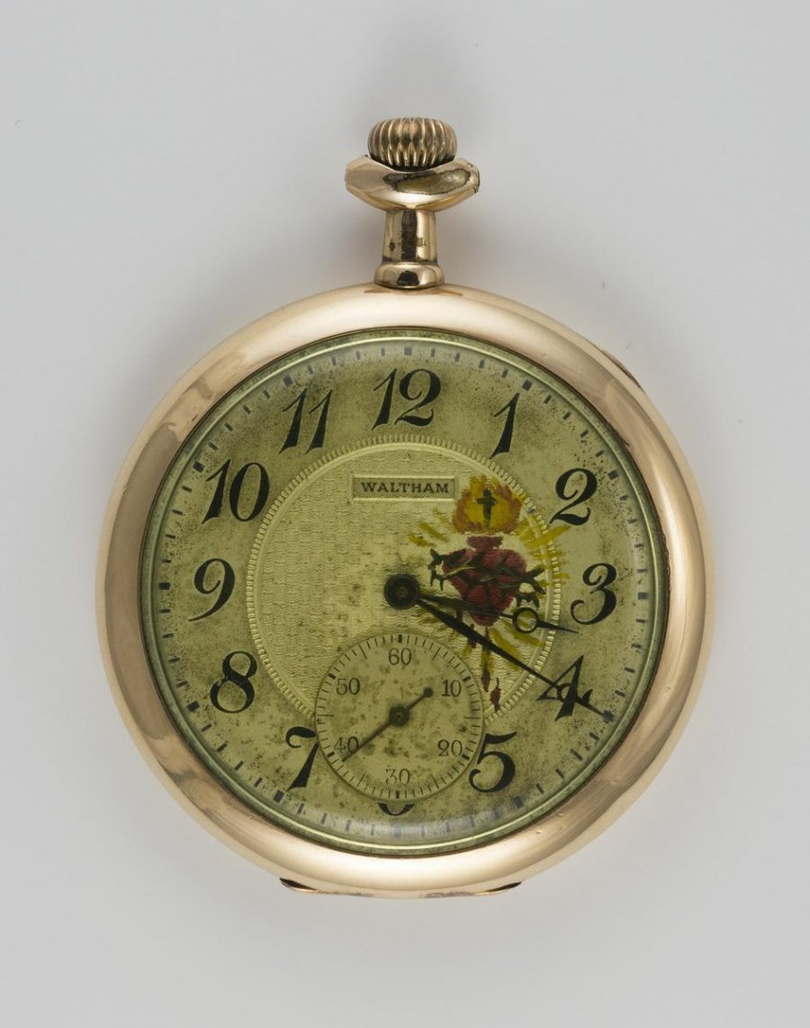 1906-A MA,Waltham-Middlesex County,Waltham Colonial Series Pocket Watch