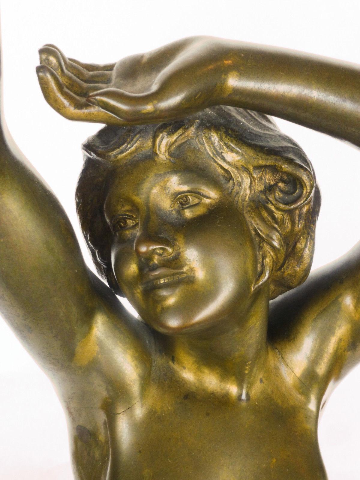 Lady Justice Bronze Sculpture By Paul Orzech