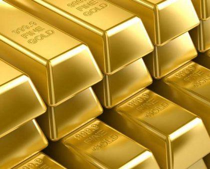Trading Range Tightens In Gold