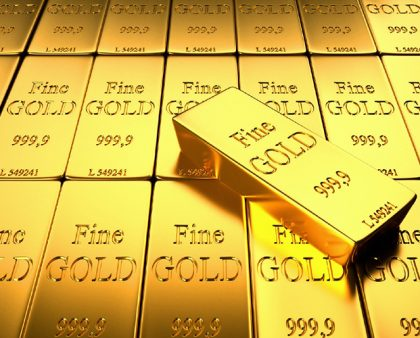 Gold Firms On Weak Inflation Data