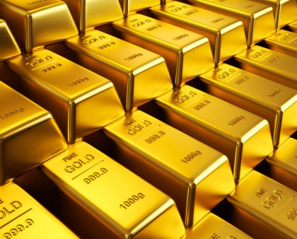 Gold Rallies Following Weak Durable Goods Orders