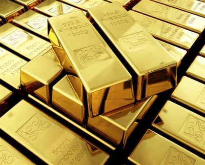Gold Advances On Brink Of Possible Shutdown