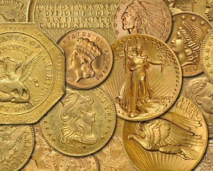 Gold On Pace For Best Quarterly Rise In 12 Months