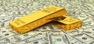 Gold Trades Near Base Of Recent Range