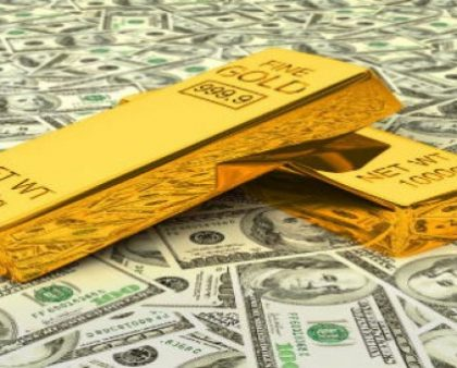 Gold Dips Amid Investor Profit Taking
