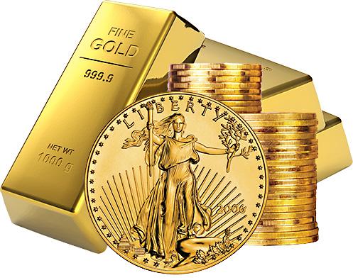 Gold Rallies As Dollar Slumps