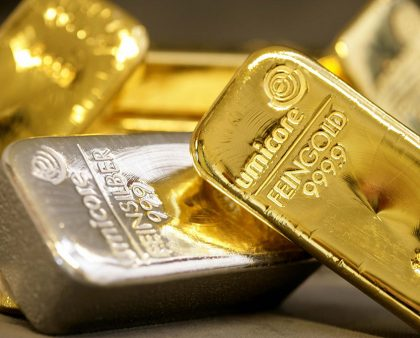 Gold Continues Trading Within Narrow Range