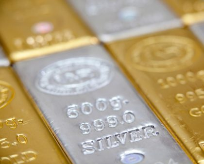 Gold Consolidates At Lower Level Of Range