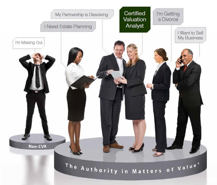 Certified Valuation Analyst Designation