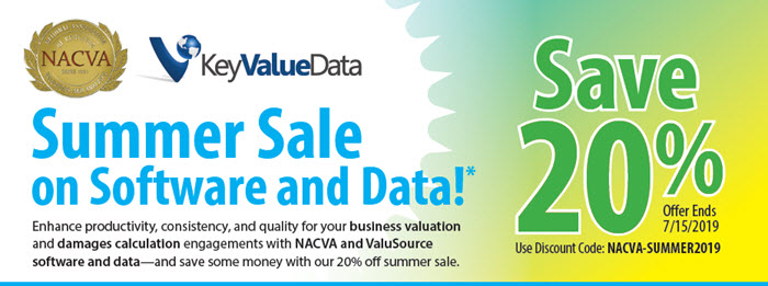 Software and Data Solutions Summer Sale!