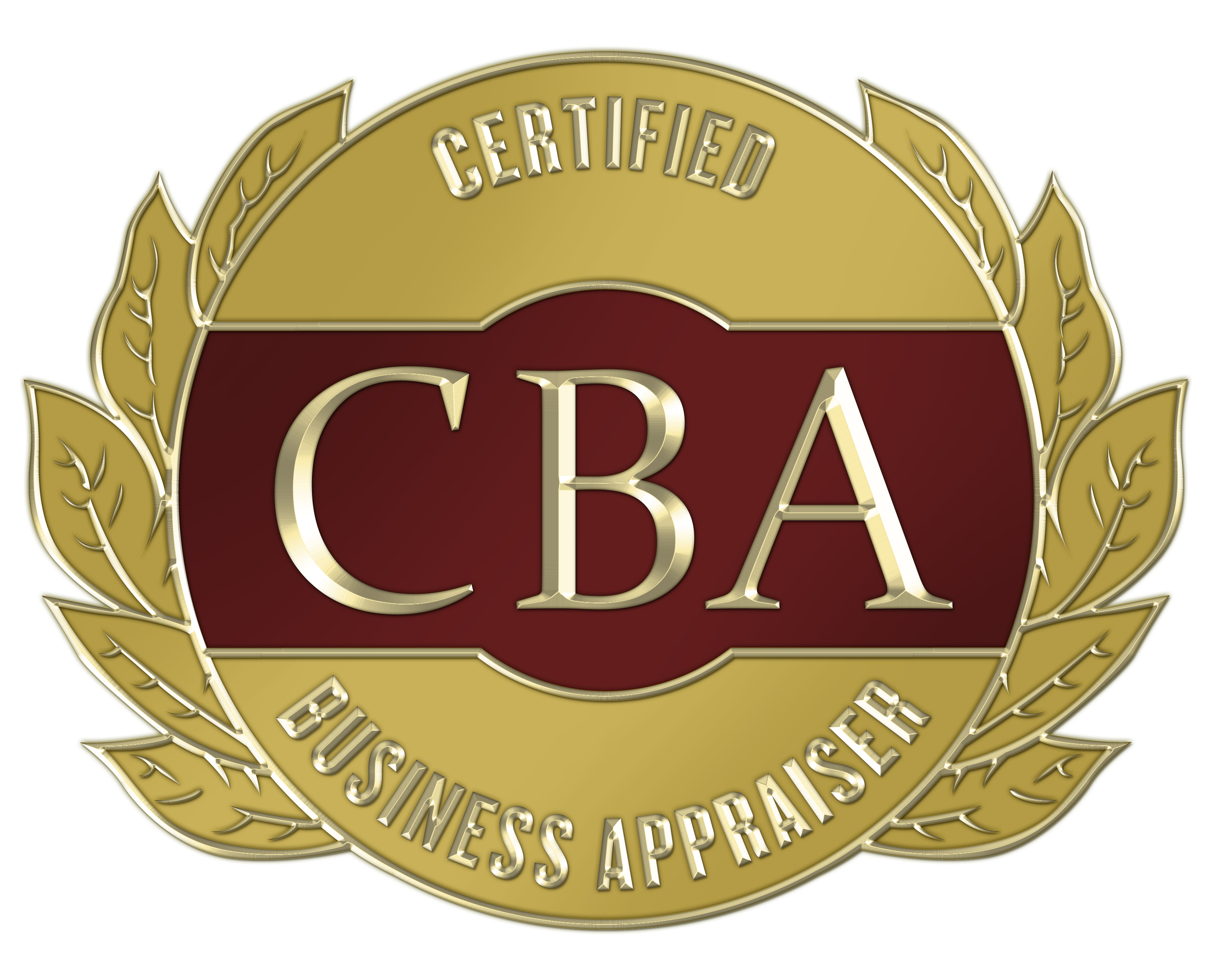Certified Business Appraiser Cba And Master Certified