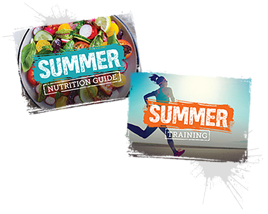 Tough Mudder 2017 Summer Training and Nutrition Guides