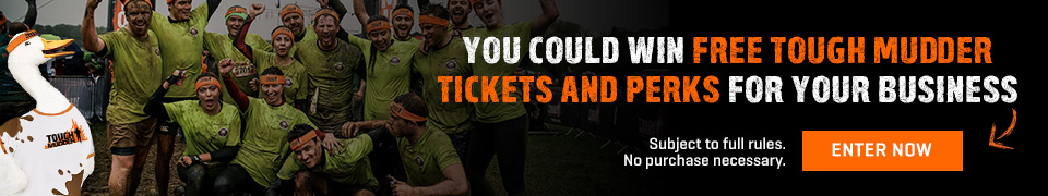 Tough Mudder + Aflac Small Business Challenge