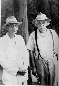 Godel and Einstein
