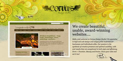 Corvus art