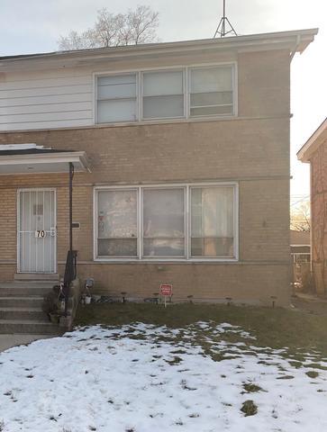 70 W 140TH ST, RIVERDALE, IL 60827 - Photo 1