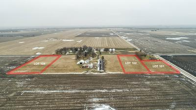 LOT 101 COUNTY ROAD 600 ROAD, FISHER, IL 61843 - Photo 2