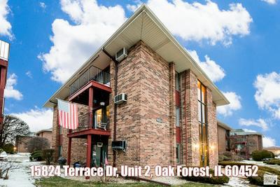 15824 TERRACE DR UNIT 2, Oak Forest, IL 60452 - Photo 1