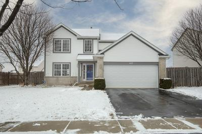 477 N CHALMERS CT, Romeoville, IL 60446 - Photo 1