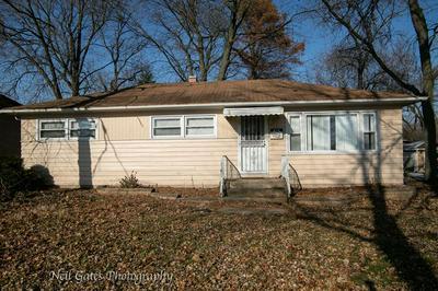 815 W 187TH ST, GLENWOOD, IL 60425 - Photo 1
