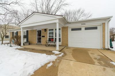 306 EVANS CT, STREAMWOOD, IL 60107 - Photo 1