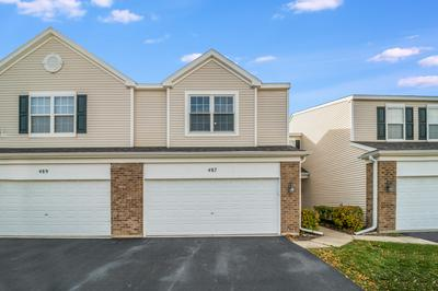 487 BROOKSIDE DR, Oswego, IL 60543 - Photo 2