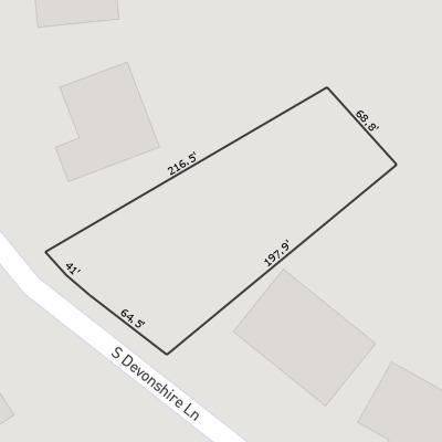 25533 S DEVONSHIRE LN, Monee, IL 60449 - Photo 2
