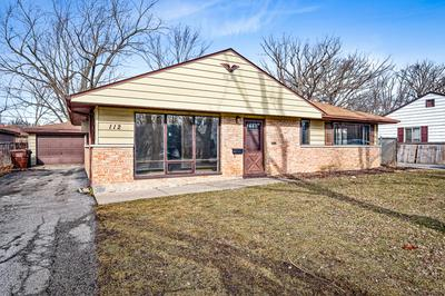 112 MONEE RD, PARK FOREST, IL 60466 - Photo 2