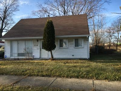 224 ALLEGHENY ST, PARK FOREST, IL 60466 - Photo 2