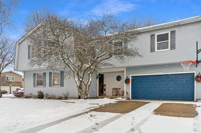4141 PORTAGE LN, Hoffman Estates, IL 60192 - Photo 1