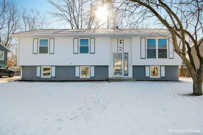 320 E CENTER ST, Glenwood, IL 60425 - Photo 1