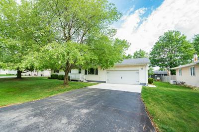 606 W KENNETH DR, Heyworth, IL 61745 - Photo 1