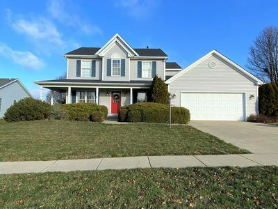 1412 AMY DR, Mahomet, IL 61853 - Photo 1