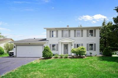 3725 ARROWWOOD LN, Hoffman Estates, IL 60192 - Photo 1